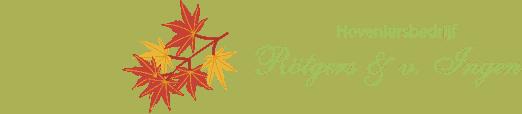 Rotgers en van Ingen Sticky Logo