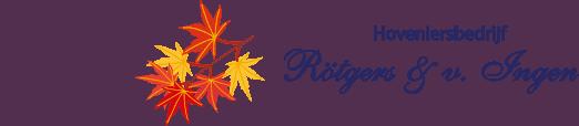 Rotgers en van Ingen Logo